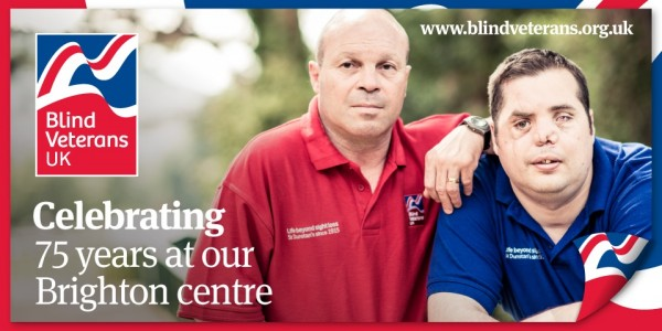 Blind Veterans UK  - Brighton