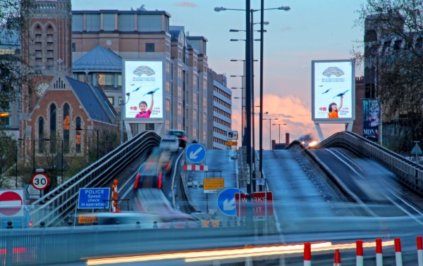Out Of Home International - China Market Focus - Digital Billboards