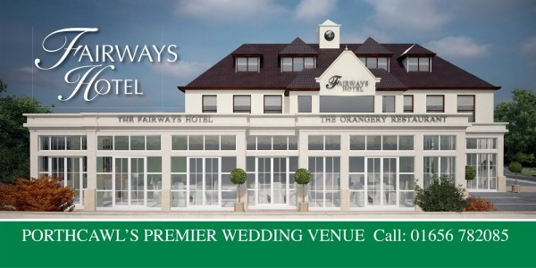 Fairways Hotel Bridgend - 48 Sheet
