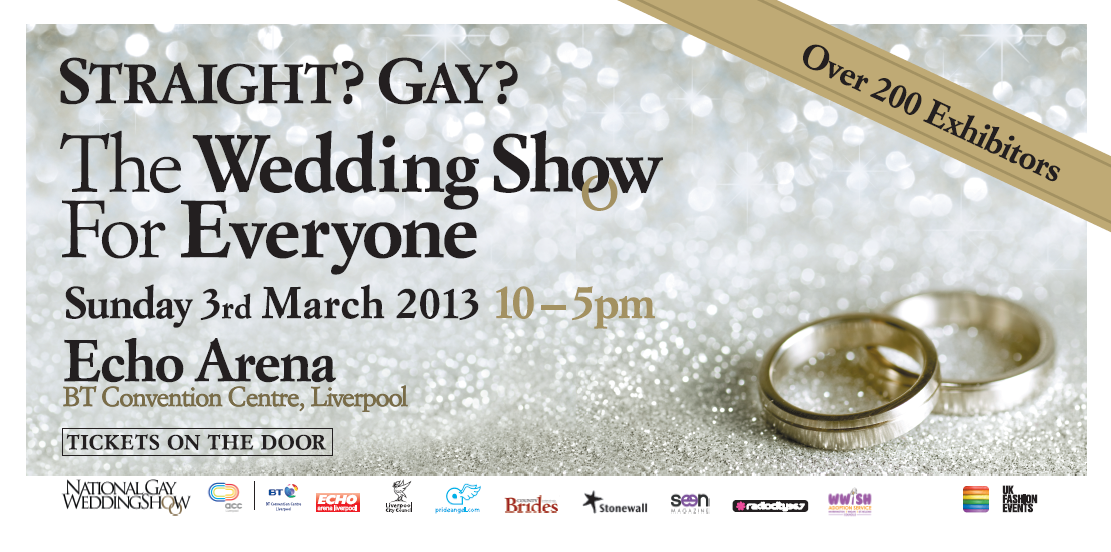 48 Sheet Billboard - National Gay Wedding Show