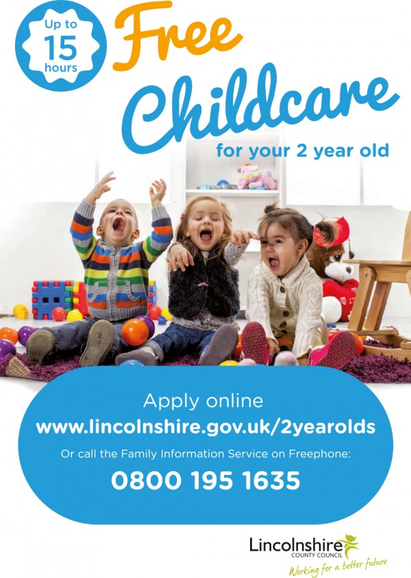lincolnshire Council poster 6 sheet