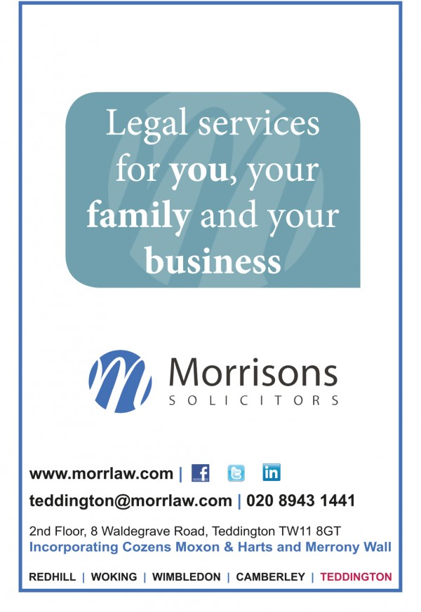 Morrisons Soclicitors Billboard Campaign
