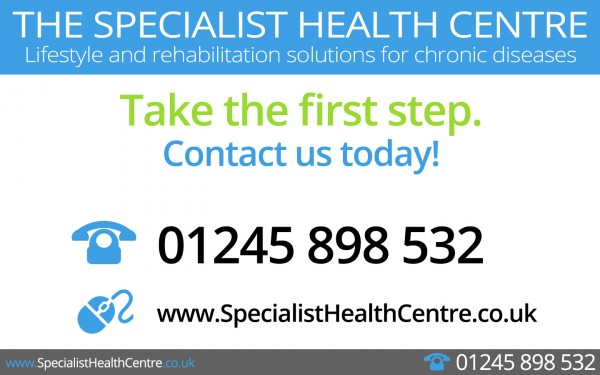 Specialist Health Centre Digital Screen 4