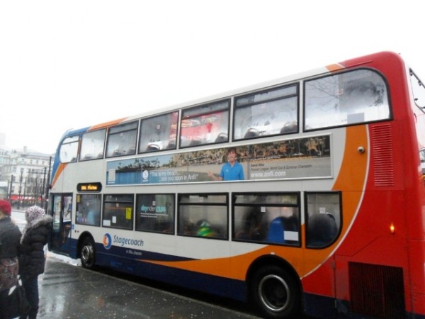 Anfi Superside Bus Manchester
